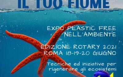 ROTARY PLASTIC FREE WATERS EDIZIONE 2021 EXPO 18-19-20 GIUGNO