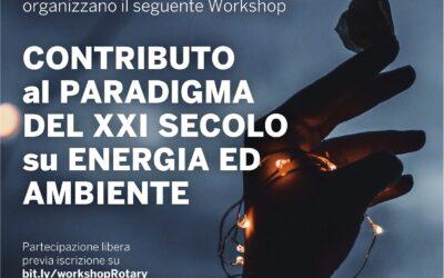 CONTRIBUTO al PARADIGMA DEL XXI SECOLO su ENERGIA ED AMBIENTE
