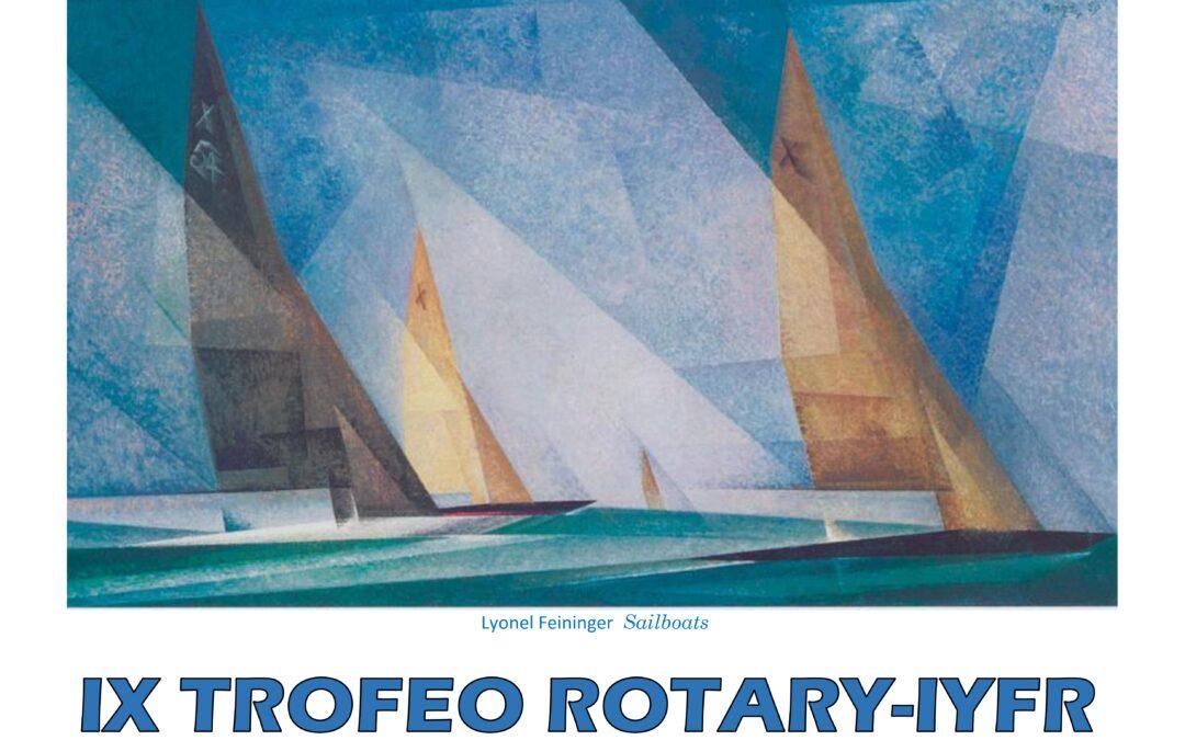 IX TROFEO ROTARY IYFR